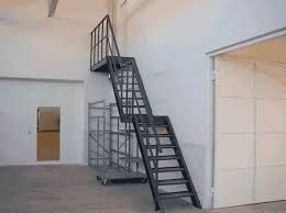 schody metalowe zewnętrzne wema