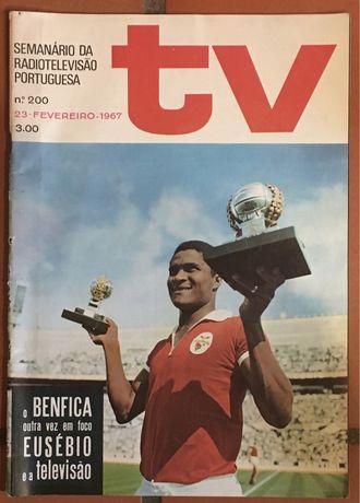 Revista TV Eusébio