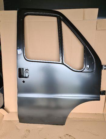 Drzwi prawe przód przednie Fiat Ducato II 94-02 przed lift nowe ORYG