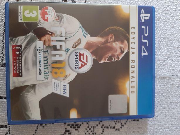 FIFA 18 edycja Ronaldo