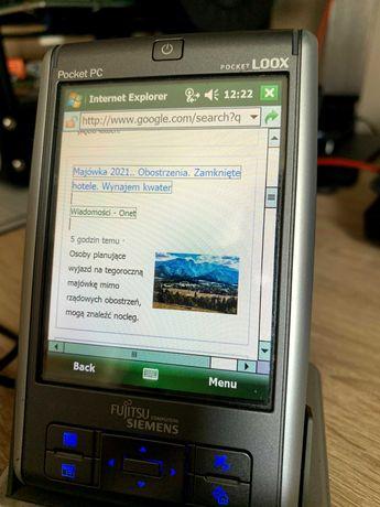 Fujitsu-Siemens Pocket LOOX N560 GPS WLAN BT Palmtop