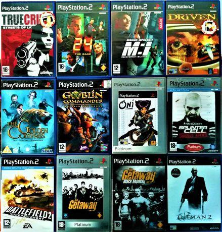 Jogos Playstation 2 (PS2)