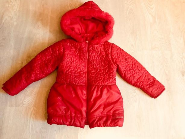Agatha Ruiz de la Prada курточка для дівчинки 5 років