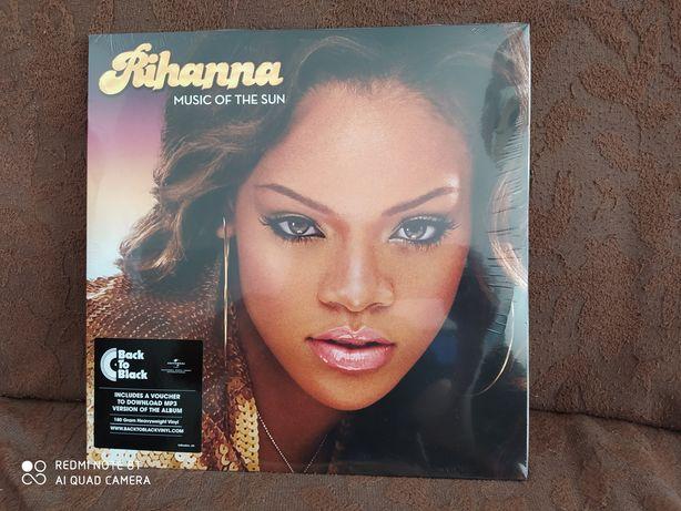 Rihanna – Music Of The Sun 2 × Vinyl, 180 g 2017 nowa folia