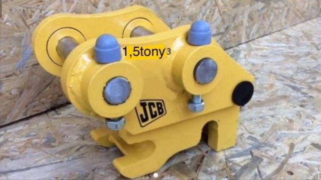 Szybkozłącze na wymiar do minikoparki 1-5ton