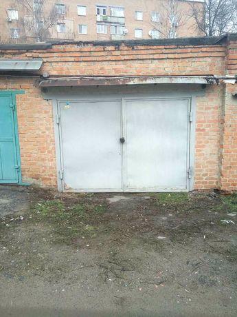 Продам гараж Лубны центр за маг.Хвилинка