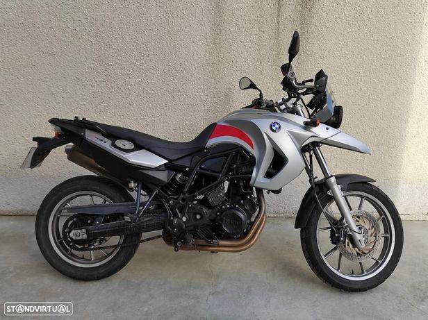 BMW F  650 GS 800cm3 com 23600Km