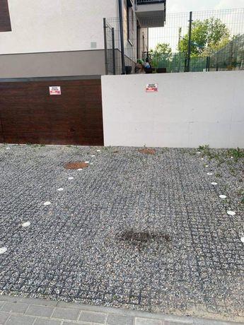 Miejsce postojowe parkingowe