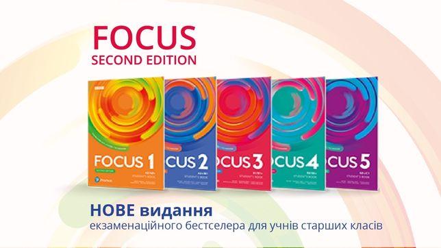 Focus 1 2 3 4 second edition