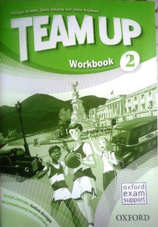 Team Up 2 Workbook