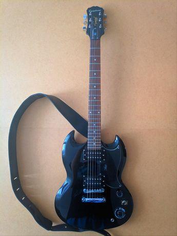 Gitara elektryczna epiphone SG special (idealna dla początkujących)