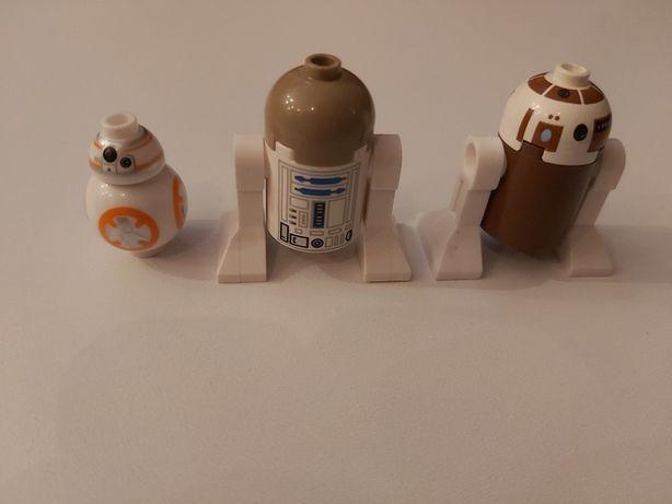 Roboty Lego Star Wars