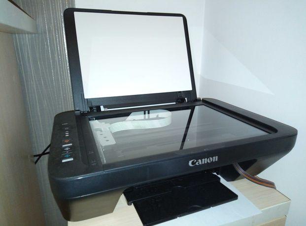 МФУ (цветной принтер, сканер, копир). СНПЧ.