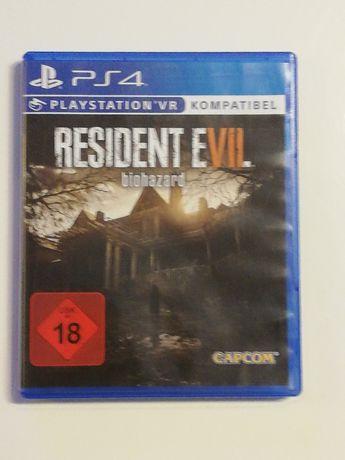 Sprzedam / Zamienię grę ps4 Resident Evil BIOHAZARD VII