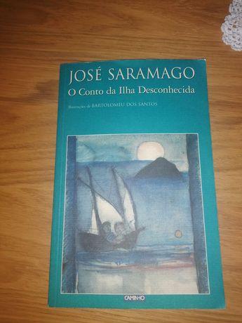José Saramago - o  conto da ilha desconhecida