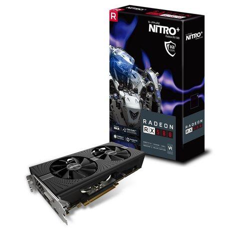 Обменяю видеокарту Sapphire Radeon RX 580 Nitro 8G на Sony Ps4