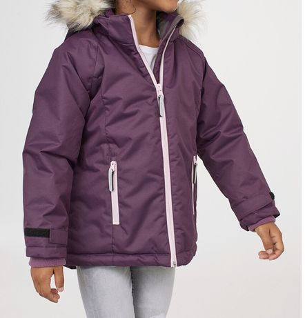 Kurtka zimowa jak narciarska H&M, 140 cm/9-10 lat