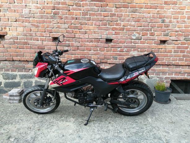 Motorower Zipp xrace 72