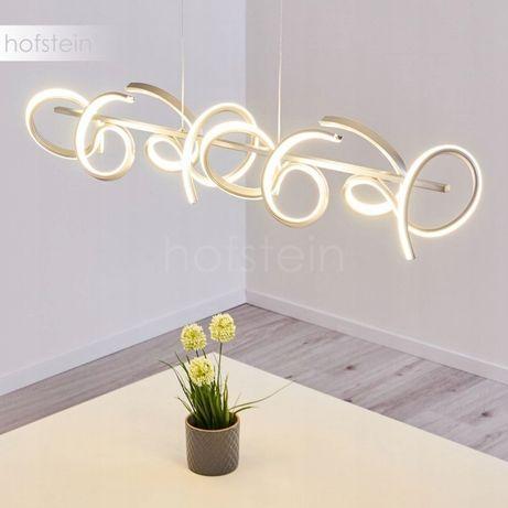 Nowość 2020 wisząca lampa LED CURLS Paul Neuhaus 19033-2 fale łuki