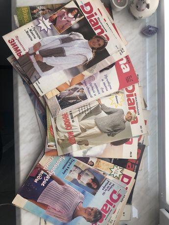 Журнал для вязания Diana