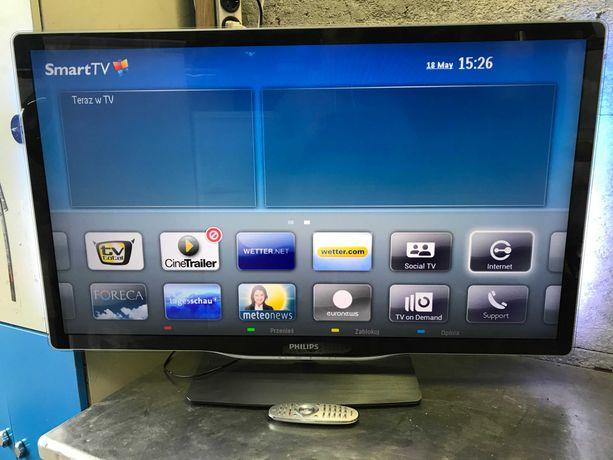 Telewizor LED Smart Philips 46PFL8606k 3d Ambilight