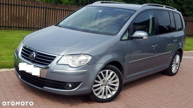 Volkswagen Touran 2.0 TDI 170KM 7 osobowy_Skóry_biksenon_Full_ opcja_ stan idealny