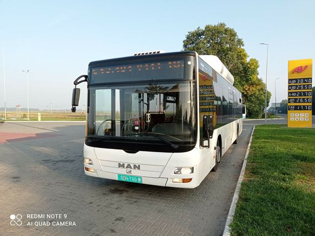 MAN автобус 37/48 місць