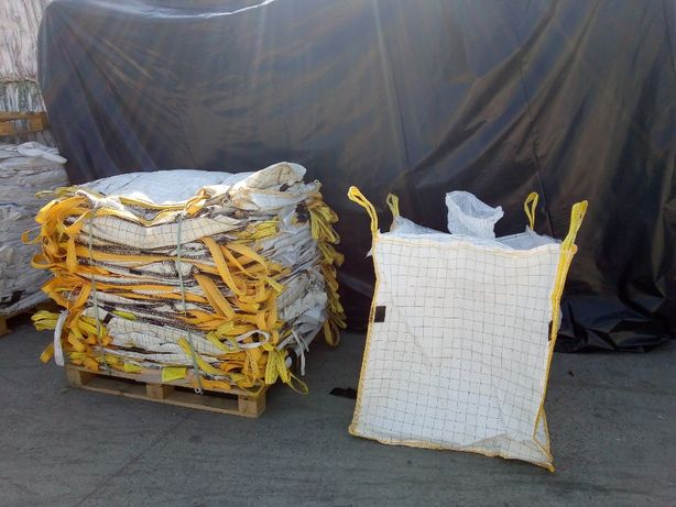 Nowe,Używane i Wentylowane worki big bag Hurt