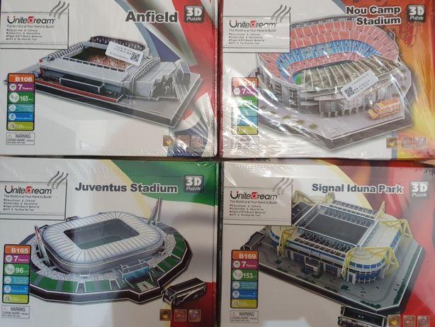Modelismo Estádios de Futebol