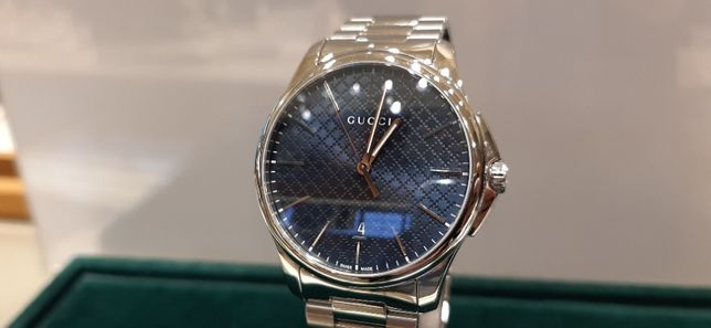 Gucci YA126316 G-Timeless NOWY PROMOCJA damski kwarcowy