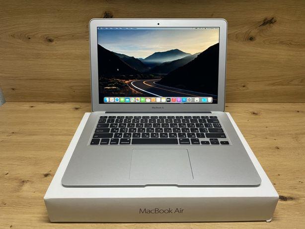Apple MacBook Air 13'' 2017года MQD32 как новый всего 130 циклов