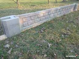 Płyta betonowa pod siatkę i panele