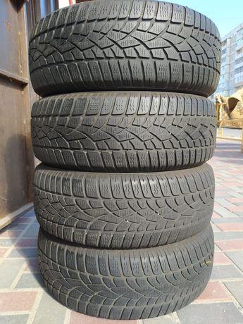 Шины 205/60 R16 Dunlop резина зима