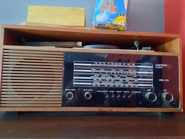 STARE RADIO Unitra Diora Dml-351 w pieknym stanie
