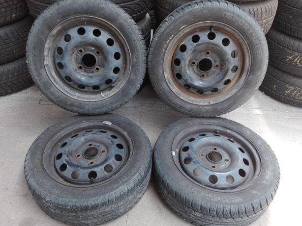 """1359. Ford Fiesta Mk3 koła 14"""" letnie 185/55/14 4x108 ET47.5"""