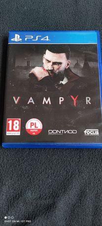Vampyr PlayStation 4 PS4 PL