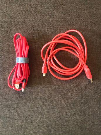 Kabel USB lightning do iPhone 3szt. 2m i 1m cena za całość