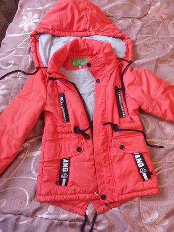 Парка ,куртка весна ,осень на мальчика