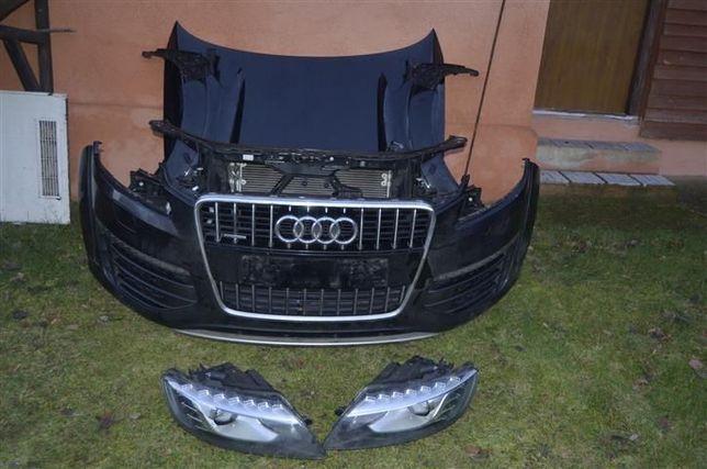 Audi Q7 Фара биксенон запчасти оригинал с разборка 4L0941004AD