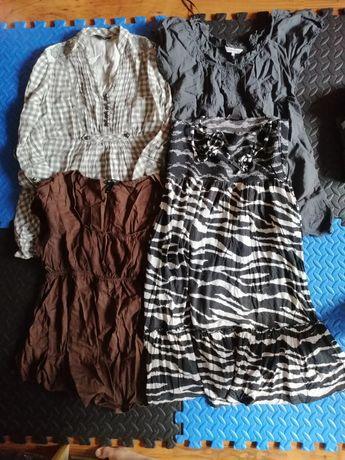 Ubrania ciążowe na lato L H&M lato