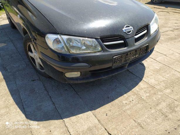 Nissan Almera N16 Zderzak przód