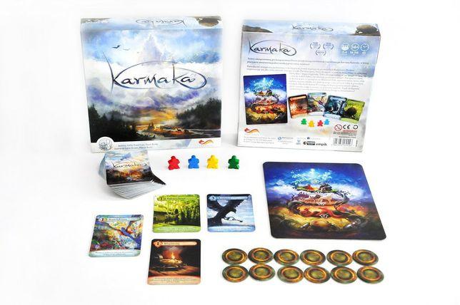 Karmaka board game настольная игра