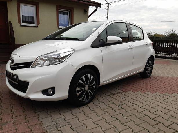 Toyota Yaris 5 Drzwi Klimatyzacja Bezwypadkowa