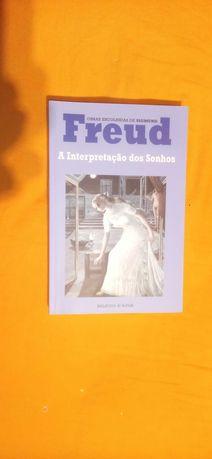 A interpretação dos sonhos de Sigmund Freud/Edição Relógio de água