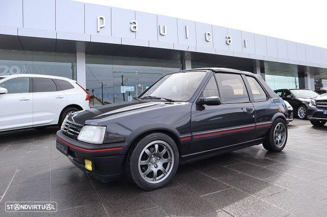 Peugeot 205 Cabrio 1.6 CTI