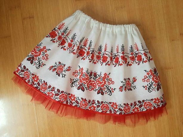 Юбка юбочка в украинском стиле