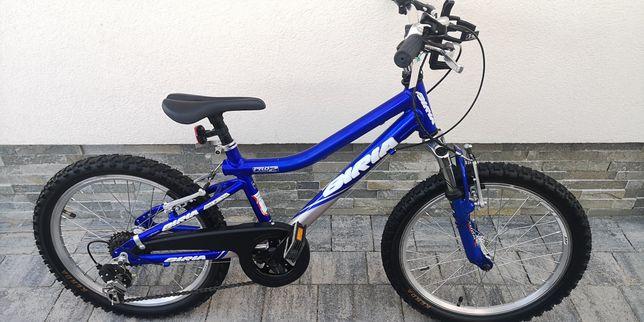Jak Nowy rower Biria dla dziecka ok.4-7 lat koła 20 cali