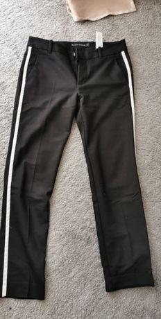 Spodnie Zara czarne Rozm S