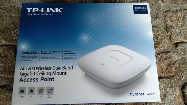 Access Point TP-Link AC1200 wireless Dual-Band Gigabit Ceiling Mount