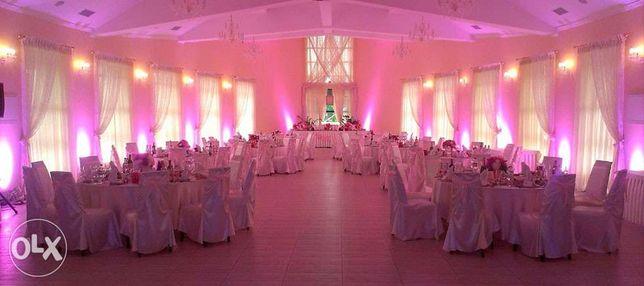 Освітлення на весілля. Світло, свято. Оренда. Підсвітка, LED PAR.